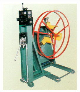 300 kg Coiler with Winding Arrangement