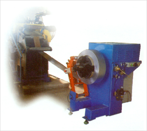 Precision Tension Winder for Strip Casting Machines