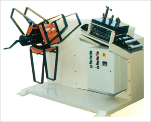 Compact Type Decoiler cum Straightener